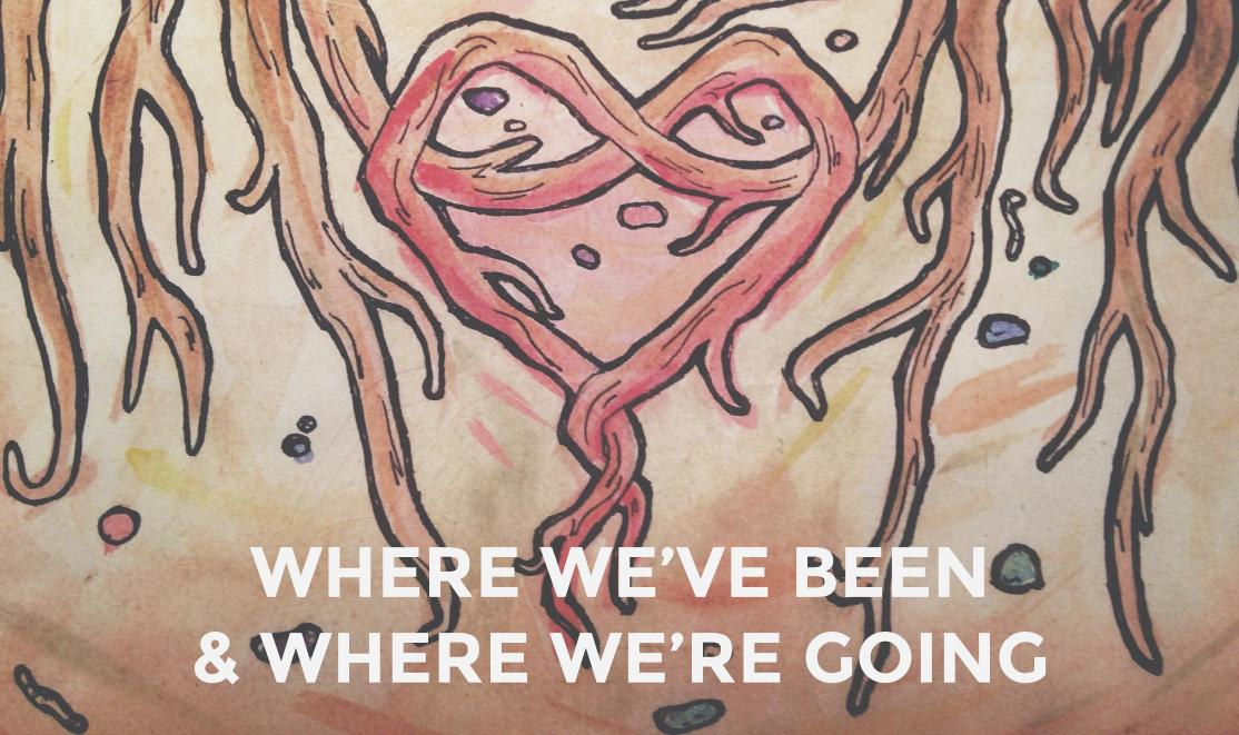 Where We've Been & Where We're Going